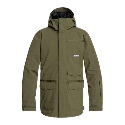 DC SHOES - SERVOT - Giacca da snowboard Uomo olive night
