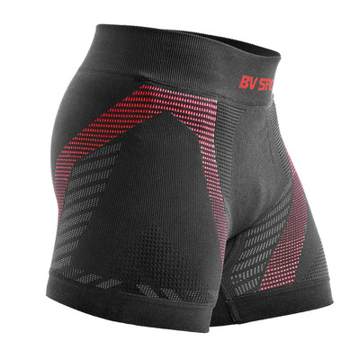 BV SPORT - RTECH - Boxer x2 - black/red-black/red