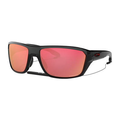 OAKLEY - SPLIT SHOT - Lunettes de soleil polished black/prizm snow torch