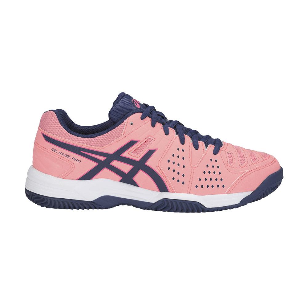 zapatillas asics padel mujer running