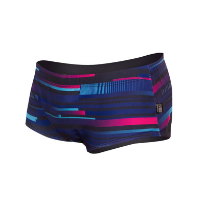 Z3ROD - TRUNKS NATATION Homme REVOLUTION BLUE