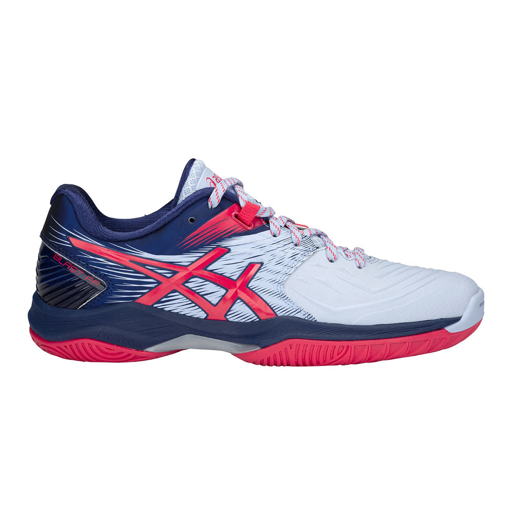 legumbres Paralizar Millas  ASICS Asics BLAST FF - Handball Shoes - Women's - soft sky/blue print -  Private Sport Shop