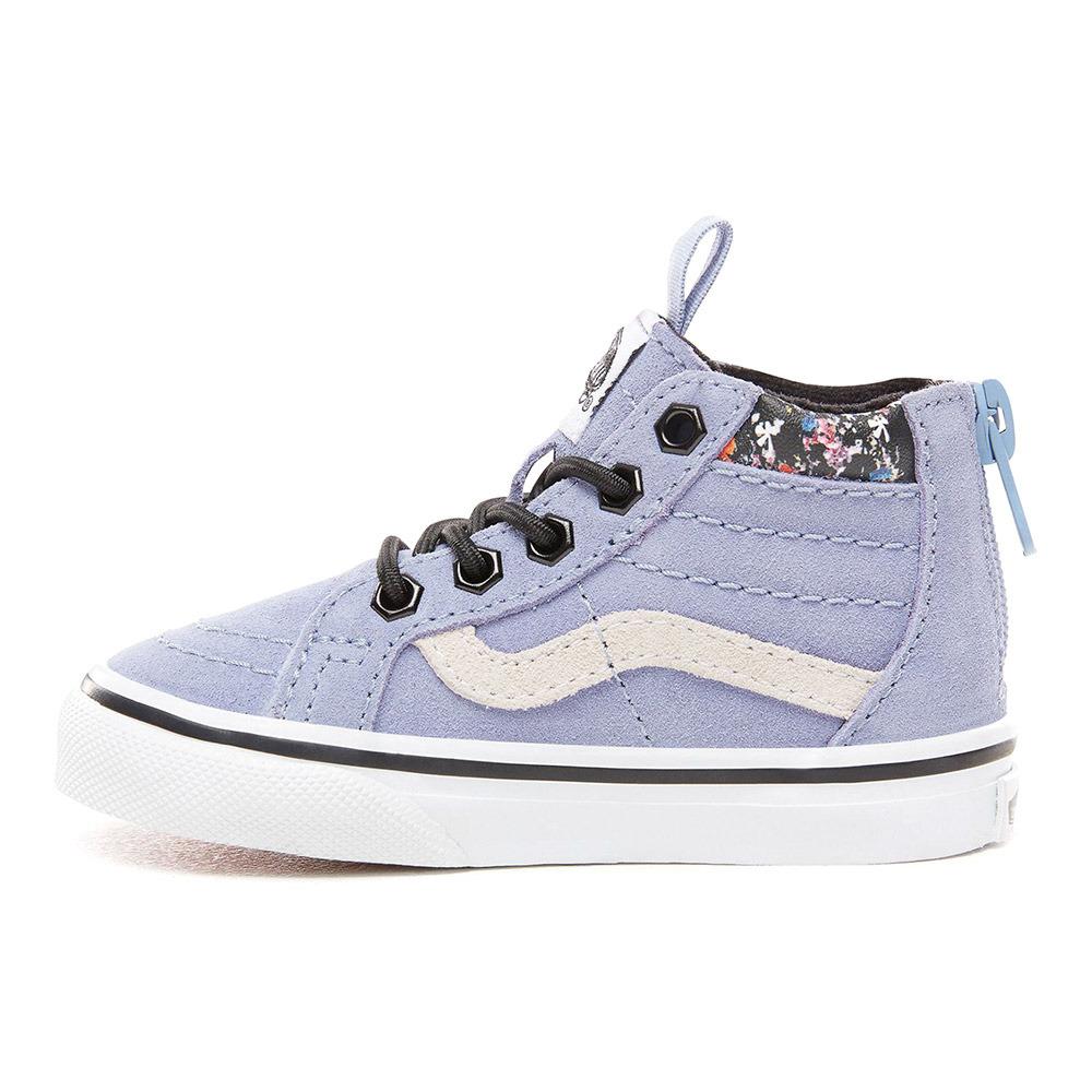 VANS Vans SK8 HI ZIP Chaussures Junior purplewhiteblack