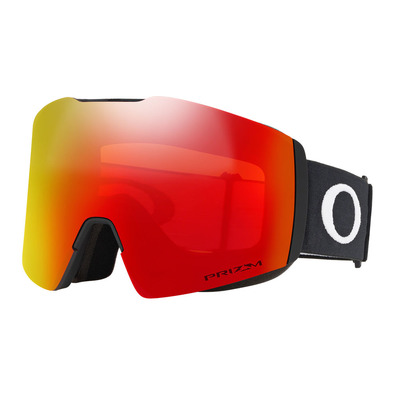 OAKLEY - FALL LINE XL - Masque ski black/prizm snow torch iridium
