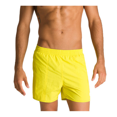 ARENA - BYWAYX - Short de bain Homme yellow star/white/black