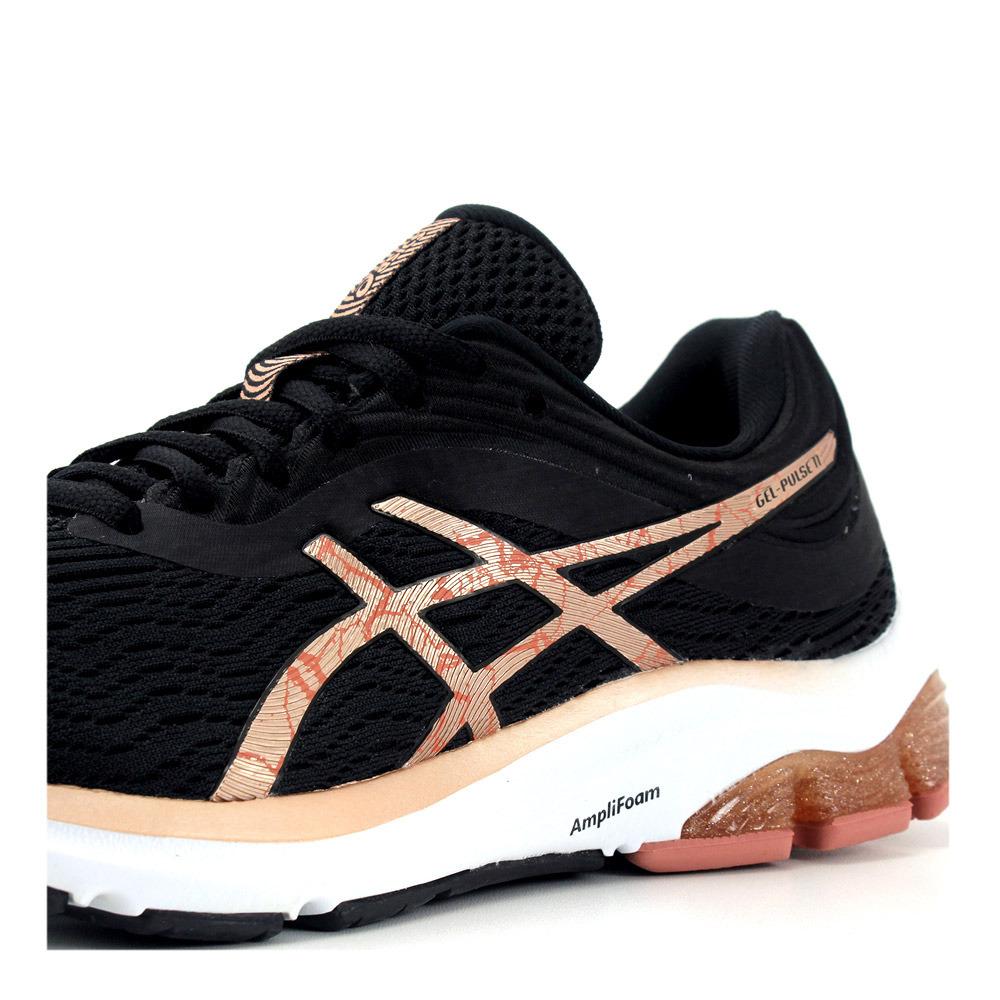 Invalidez Siesta Encogimiento  ASICS Asics GEL-PULSE 11 - Zapatillas de running mujer black/rose gold -  Private Sport Shop