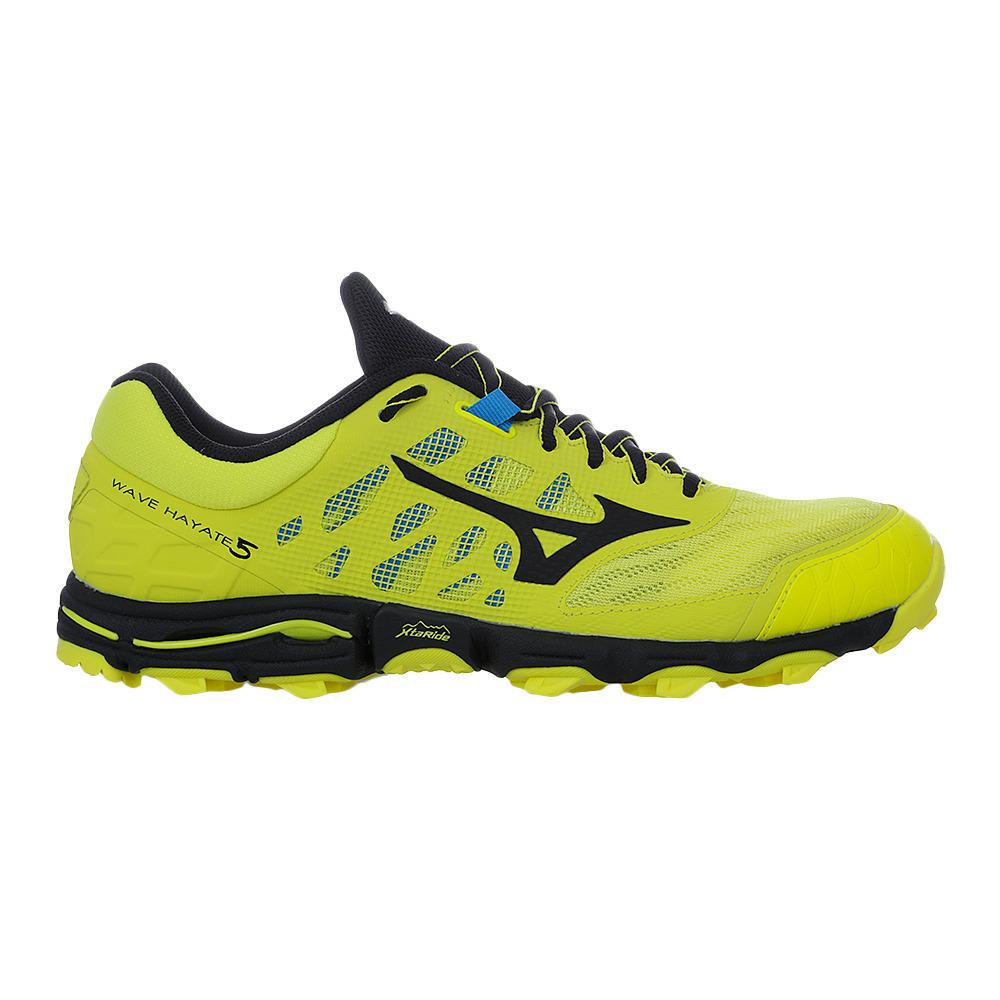 MIZUNO Mizuno WAVE HAYATE 5 Chaussures trail Homme bolt