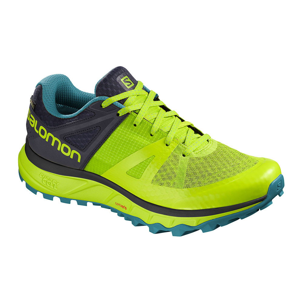 SALOMON RUNNING Salomon TRAILSTER GTX - Zapatillas de trail ...