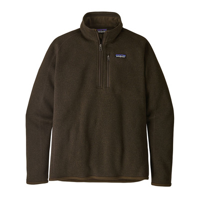 PATAGONIA - BETTER SWEATER - Fleece - Men's - logwood brown
