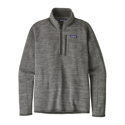 PATAGONIA - BETTER SWEATER - Fleece - Men's - nickel