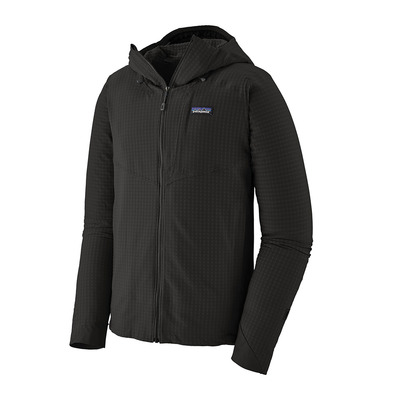PATAGONIA - R1 - Polaire Homme black