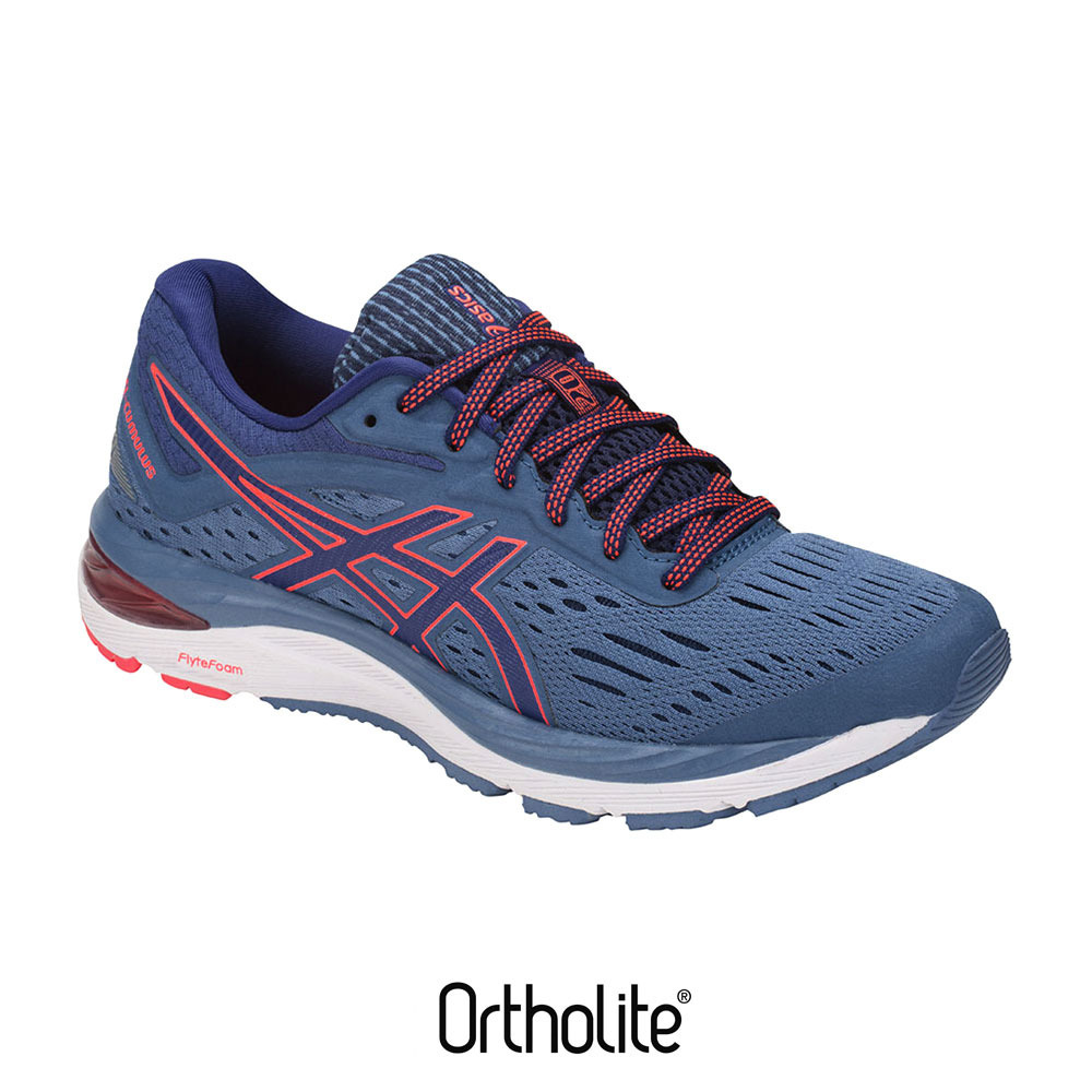 Tallas Grandes Pequenas Running Asics Gel Cumulus 20 Zapatillas De Running Mujer Azure Blue Print Private Sport Shop