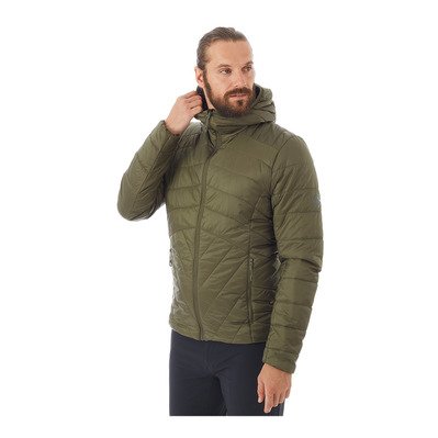 MAMMUT - RIME IN - Down Jacket - Men's - iguana