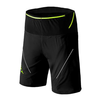 DYNAFIT - ULTRA 2IN1 - Shorts - Männer - black out