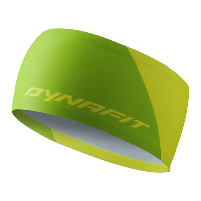 DYNAFIT - PERFORMANCE 2 DRY HEADBAND Unisexe lambo green/2090
