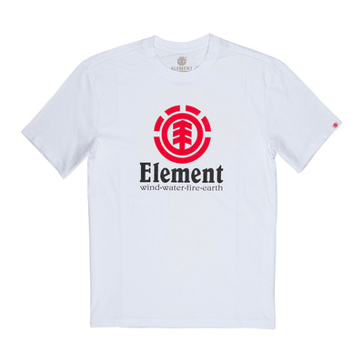 ELEMENT - VERTICAL SS Homme OPTIC WHITE