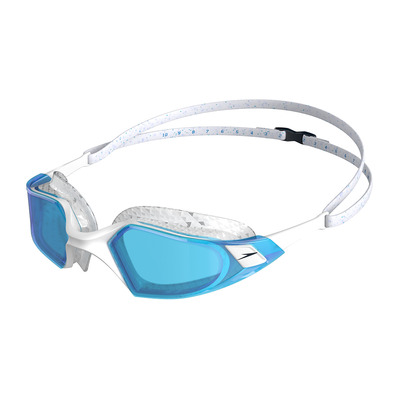 SPEEDO - AQUAPULSE PRO - Occhialini da nuoto blue/white