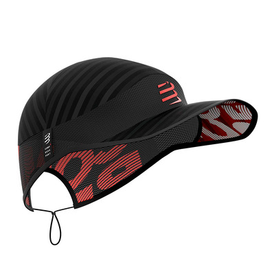COMPRESSPORT - PRO RACING - Cappellino black