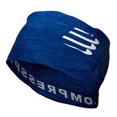 COMPRESSPORT - 3D THERMO ULTRALIGHT - Braga para el cuello blue melange