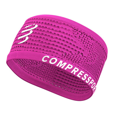 COMPRESSPORT - ON/OFF - Fascia pink