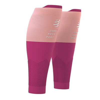 COMPRESSPORT - R2 V2 - Manchons pink