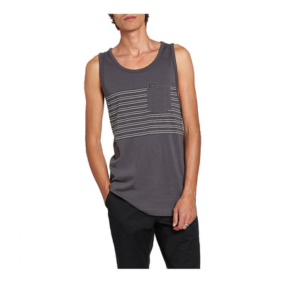 VOLCOM - FORZEE TANK Homme DARK CHARCOAL