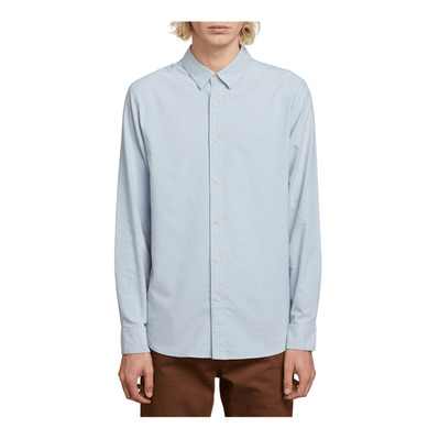 VOLCOM - OXFORD STRETCH L/S Homme WRECKED INDIGO