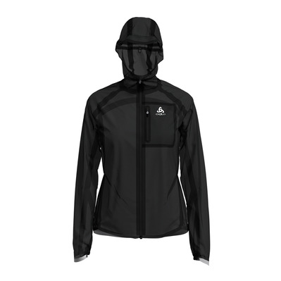 ODLO - Jacket ZEROWEIGHT DUAL DRY WATERPROOF Donna black