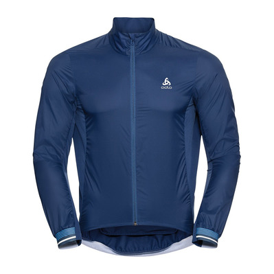 ODLO - Jacket ZEROWEIGHT DUAL DRY Homme estate blue