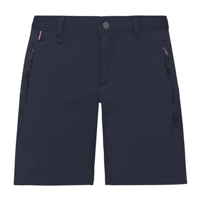 ODLO - WEDGEMOUNT - Short Femme diving navy