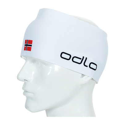 ODLO - Bandeau competition - equipe nationale Unique Norwegian Biathlon Federation