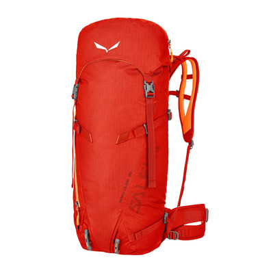 SALEWA - APEX GUIDE 35L - Backpack - pumpkin