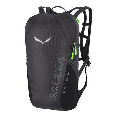 SALEWA - ULTRA TRAIN 18L BP - Backpack - black