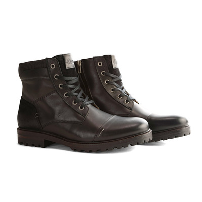 BERNINI - Boots Homme black
