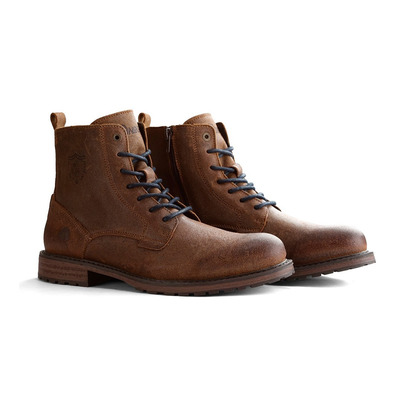 G.PISANO - Bottines Homme brown