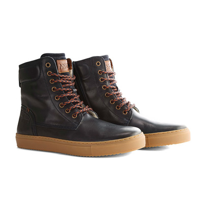HUYSSENS - Bottines Homme blue