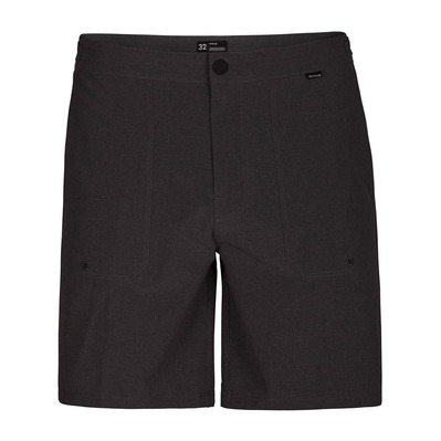 PHANTOM COASTLINE - Short Homme black htr