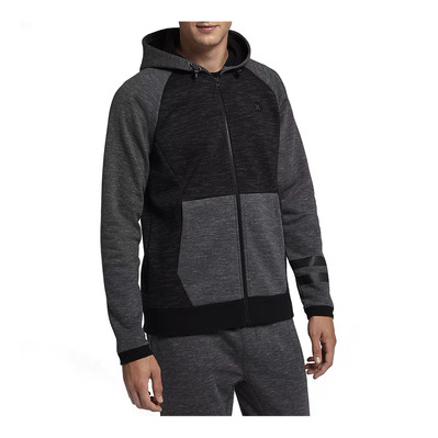 PHANTOM PARADISE - Sweat Homme black/grey