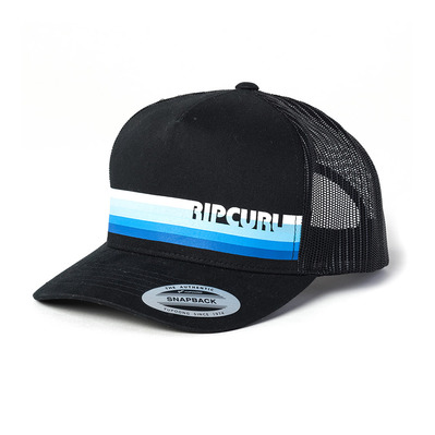 RIP CURL - ECLIPSE TRUCKER CAP Homme BLACK