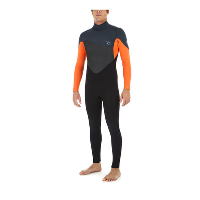 RIP CURL - OMEGA 32GB B/ZIP STMR Homme ORANGE