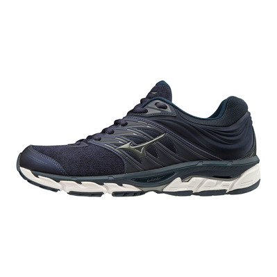 MIZUNO - WAVE PARADOX 5 - Chaussures running Homme blue/shadow/dress blue