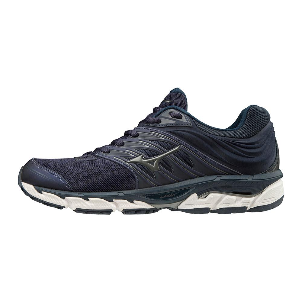 Mizuno WAVE PARADOX 5 Chaussures running Homme blueshadowdress blue sur Private Sport Shop