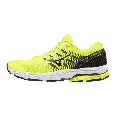 MIZUNO - WAVE PRODIGY 2 Homme Safety Yellow/Blk