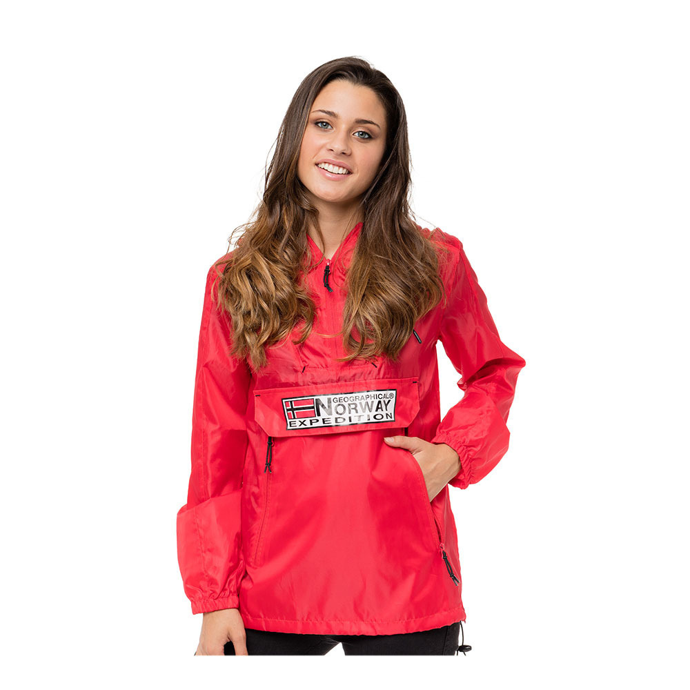 Geographical Norway Veste coupe-vent Femme