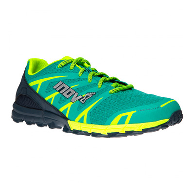 INOV 8 - TRAILTALON 235 TEAL NAVY YELLOW Femme