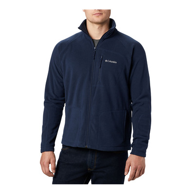 COLUMBIA - Fast Trek II Full Zip Fleece Homme Collegiate Navy