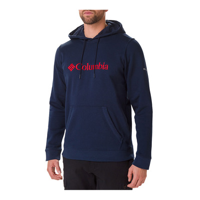 COLUMBIA - CSC BASIC LOGO II - Sweat Homme collegiate navy