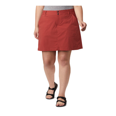 COLUMBIA - SATURDAY TRAIL - Jupe Femme dusty crimson
