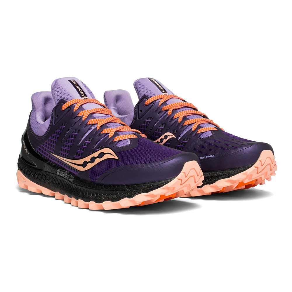 zapatillas saucony mujer trail 80