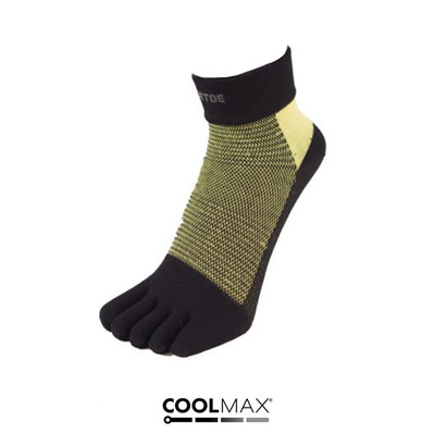 Toetoe OUTDOOR LINER TRAINER - Chaussettes green